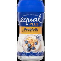 Photo of Equal Plus Sweetener With Prebiotics 240g