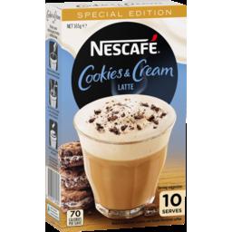 Photo of Nescafe Cookies & Cream 10pk