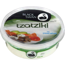 Photo of Black Swan Tzatziki Dip 200g