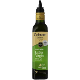 Photo of Cobram Estate Light Extra Virgin Olive Oil 375ml