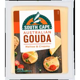Photo of South Cape Australian Gouda 200gm
