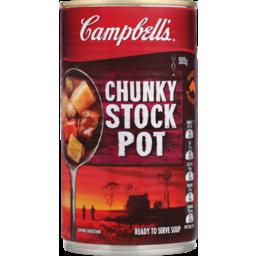 Photo of Campbells Soup Chunky Stockpot 505g