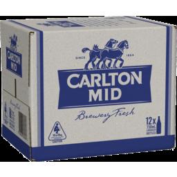 Photo of Carlton Mid Bottles