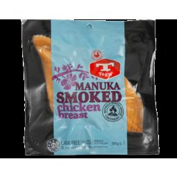 Photo of Tegel Chicken Breast Manuka Smoked 300g
