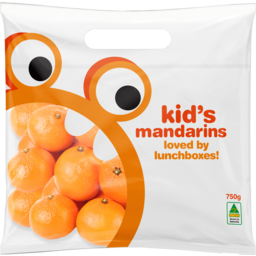 Photo of Loved By Lunchboxes Kids Mandarins 750g