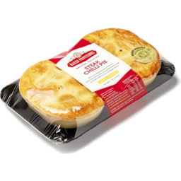 Photo of Steak/Chilli Pies 2pk Baked Provisions