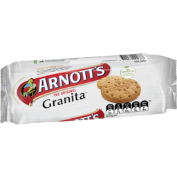 Photo of Arnotts Biscuits Granita 250g