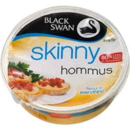 Photo of Black Swan Skinny Hommus Dip 200gm
