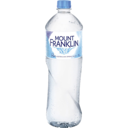 Photo of Mount Franklin Spring Water 1l