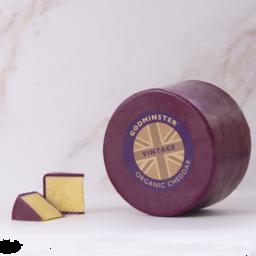 Photo of Godminster Organic Vintage Cheddar Per Kg