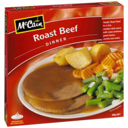 Photo of Mccain Roast Beef 320g