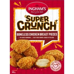 Photo of Inghams super Crunch boneless Chk 300gm