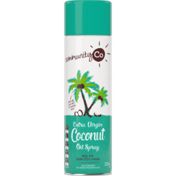 Photo of Community Co Coconut Oil Spray 225gm