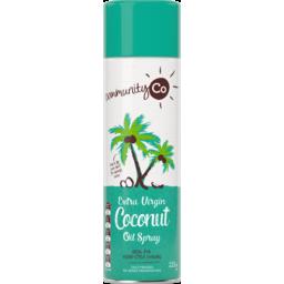 Photo of Community Co Extra Virgin Coconut Oil Spray 225g