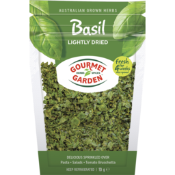 Photo of Gourmet Garden Basil Lightly Dried 10g