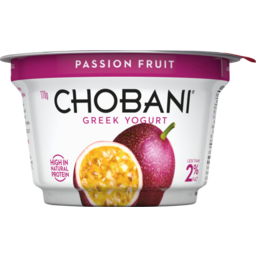 Photo of Chobani Passionfruit Greek Yogurt 170g