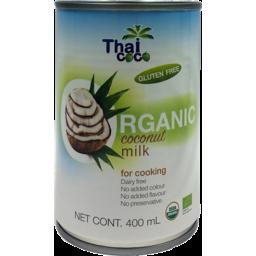 Photo of Thai Coco Org C/Nut Milk 400ml
