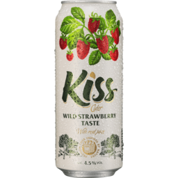Photo of Svyturus Cider Strawberry Kiss 4.5% Can