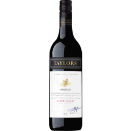 Photo of Taylors Estate Shiraz 750ml