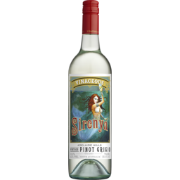 Photo of Vianceous Sirenya Pinot Grigio