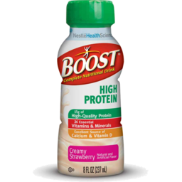 Photo of Boost High Protein Strawberry
