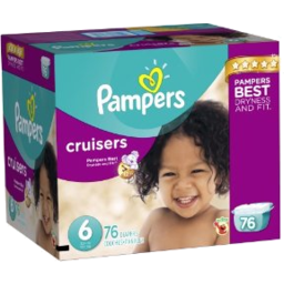 Photo of Pampers Cruisers Size 6 Giant Pack