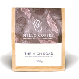 Photo of Hello Coffee The High Road 250gm Beans