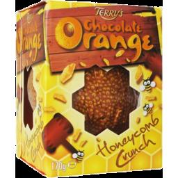 Photo of Terrys Choc Orange Hnycmb 170gm