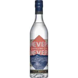 Photo of Never Never Distilling Co Triple Juniper Gin