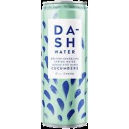 Photo of Dash Sparkling Cucumber Water 330ml