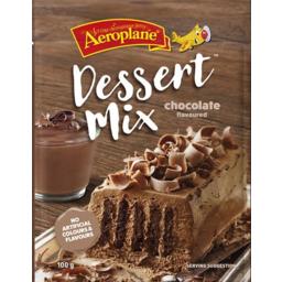 Photo of Aeroplane Dessert Mix Chocolate 100g
