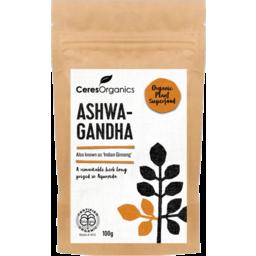 Photo of Ceres Organics Ashwagandha Powder