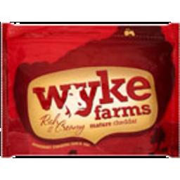 Photo of Wykes Hotn Spicy Cheddar