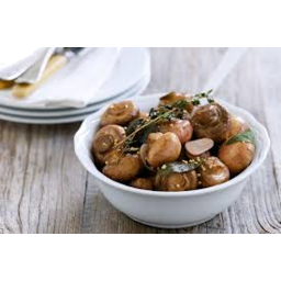Photo of Aus Grilled Button Mushrooms