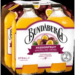 Photo of Bundaberg Passionfruit 4x375ml