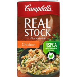 Photo of Campbells Real Stock Chicken 1l