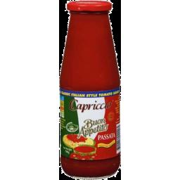 Photo of Capriccio Passata Pasta Sauce (700g)