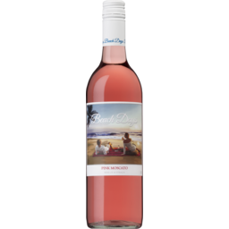 Photo of Beach Days Pink Moscato