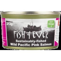 Photo of Fish 4 Ever Wild Pink Salmon