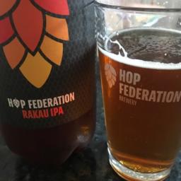 Photo of Hop Federation Rakau IPA 1.3 Litre