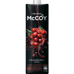 Photo of McCoy Juice Cranberry 1L