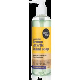 Photo of Simply Clean Hand Soap - Lemon Myrtle 250ml