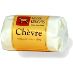 Photo of Udder Delights Chevre 150g