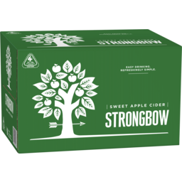 Photo of Strongbow Sweet Apple Cider Stubbies