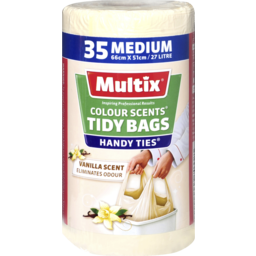 Photo of Multix Colour Scent Medium 35pk