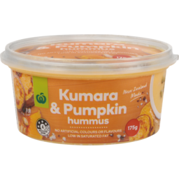 Photo of WW Hummus Pumpkin & Kumara 175g