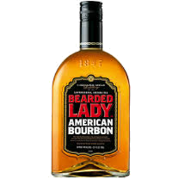 Photo of Bearded Lady American Bourbon Bottle 700ml