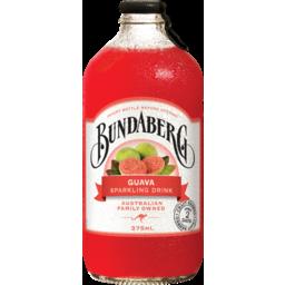 Photo of B/Berg Guava 375ml