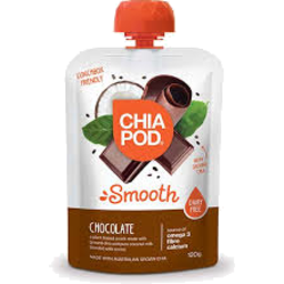 Photo of Chia Pod Smooth Chocolate Pouch 120g