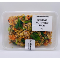 Photo of Lamanna&Sons Special Not Fried Rice 400g
